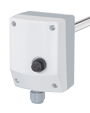 JUMO heatTHERM S600 – Surface-Mounted Double Thermostat