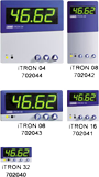 JUMO iTRON - prosessregulator (702040)