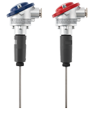 JUMO HEATtemp – Push-In RTD Temperature Probes for Combined Cold and Heat Meters with Terminal Head for Thermowells (Type PL) (902464)