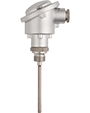 JUMO MarineTemp - Screw-in RTD temperature probe for maritime applications